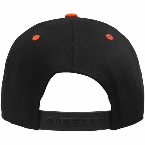 18bbd3b8801 Amazon.com   NHL Reebok Philadelphia Flyers Black-Orange Two-Tone Striped  Snapback Adjustable Hat   Baseball Caps   Sports   Outdoors