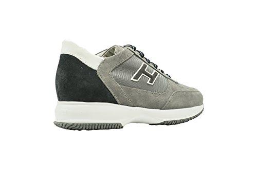 Hogan Herren Sneaker  Grau seeteufel ffb  Sneaker 1fa748