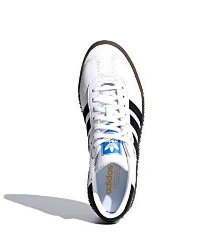 Da Donna ftwbla Fitness W Scarpe noiess Sambarose Bianco Adidas gum5 TwXt67qSxc