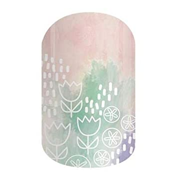 Jamberry Christmas 2019 Amazon.com: Impressions   Jamberry Nail Wraps   Full Sheet