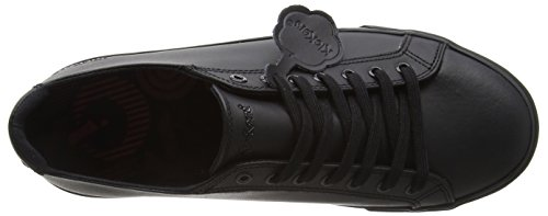 Lacer black Baskets Tovni Kickers Noir Homme Basses SwAxF5q
