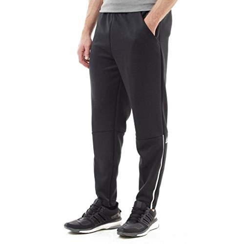 Zne Hombre Htr white Pantalón Adidas M Pt black awfqTf