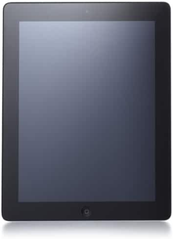 Apple iPad 2 MC770LL/A Tablet (32GB, Wifi, Black) 2nd Generation
