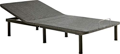 Boyd Sleep Zero Clearance Upholstered Adjustable Bed Base Foundation