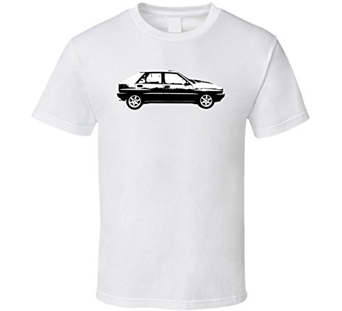 1988-lancia-delta-integrale-8v-b-and-w-vintage-car-lover-t-shirt-l-white