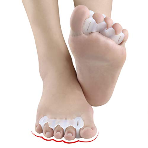 ALSTEN Anatomical Toe Separators,Correct Your