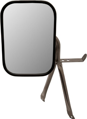 """Stainless Steel Truck Mirror Head Assembly 7.5"""" x 10.5"""