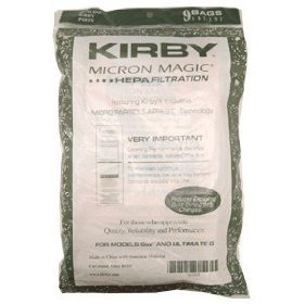 Ultimate G/G6 Kirby Vacuum Cleaner Replacement Bags (9 Pack