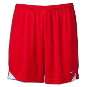 Nike Tiempo Game Shorts L B006H6CFW2scarlet/white/white Large