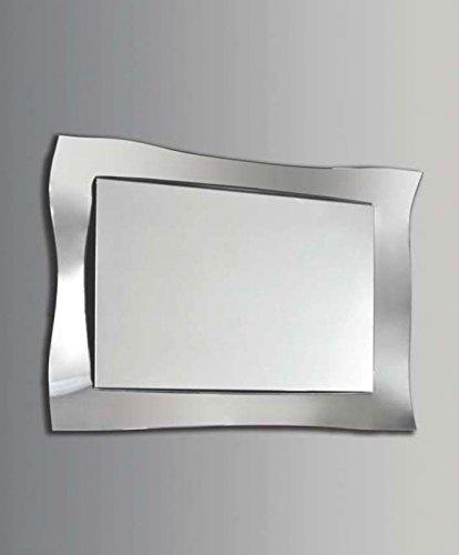 Koh-I-Noor Onda Spiegel mit Kantenschliff 100x70