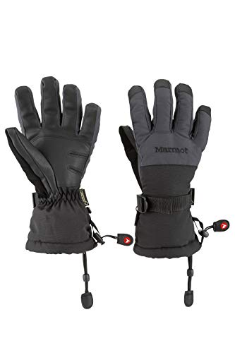Marmot Men's Granlibakken Glove, X-Large, Slate Grey/Black