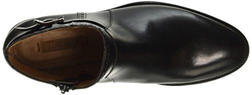 Lottusse S8823, Zapatillas de Estar por Casa para Mujer Negro - Schwarz (dakar Negro)