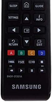 DEHA TV Remote Control for Samsung UE48J5550AU Television