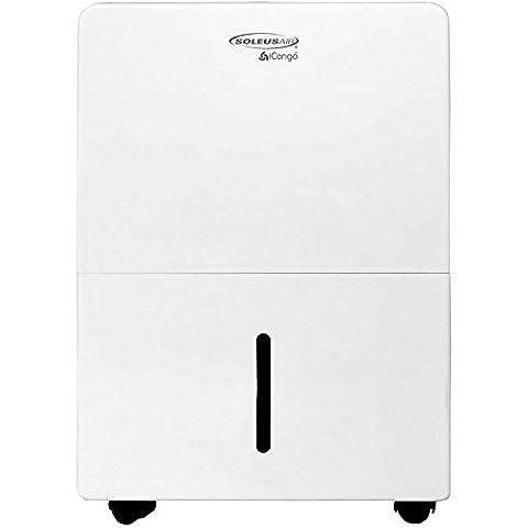 SoleusAir DS1-30-01 Portable Dehumidifier, 30 pint (Dehumidifiers)