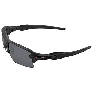 Oakley Flak Jacket 2.0 XL Sunglasses - Men's Satin Black/Black Iridium, One Size