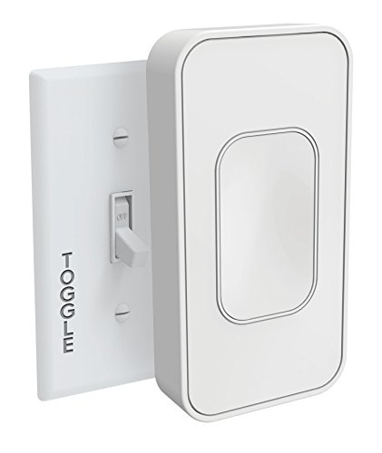 Switchmate Snap-On Instant Smart Light Switch That Listens (Large Image)
