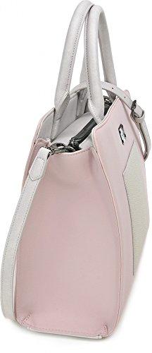 PAULS BOUTIQUE, MABEL, borse da donna, borse, tote bag, vecchio rosa, 36 x 27 x 13 cm (L x A x P)