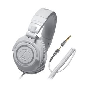 Audio-Technica-ATH-M50-CWH-Professional-Monitor-Headphones-Japan-Import