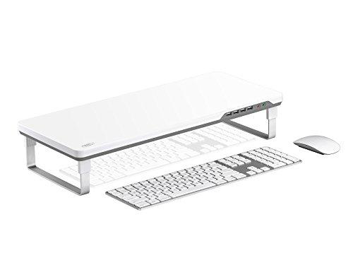 Amazoncom DeepCool Desktop Monitor Stand Mdesk F1Gray