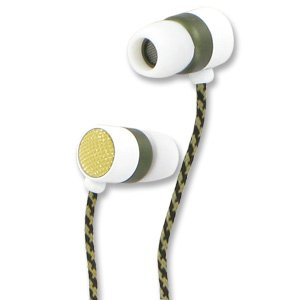 Altec Lansing Bliss PLATINUM Women's Headphones White