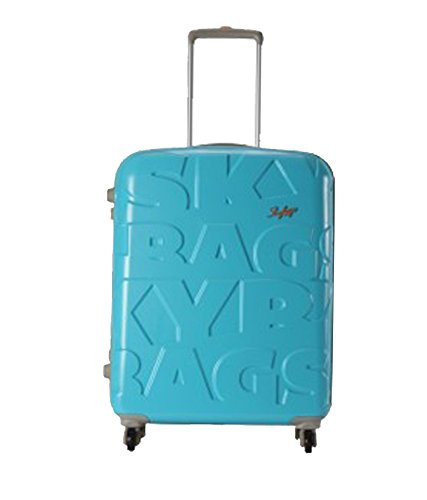 09b6ed639ae1 Skybags Oscar Polycarbonate 55.3 cms Mash Up Hard Sided Carry On  (OSCAR55OBG)  Amazon.in  Bags