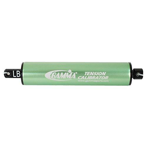 Gamma Sports String Tension Calibrator, Titanium