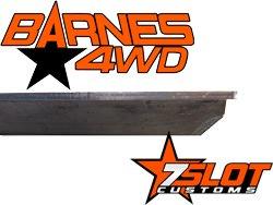 Barnes 4WD Jeep CJ 3'' Drop Skid Plate