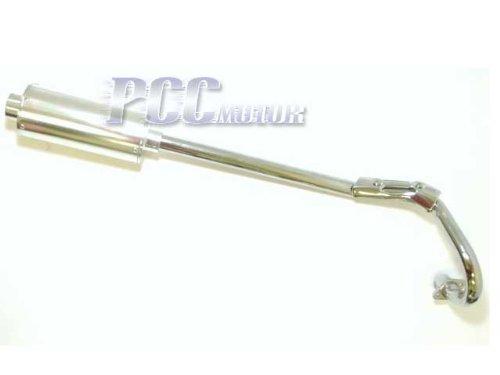 (4L EXHAUST PIPE HONDA XR50 CRF50 XR CRF 50 SDG SSR 110 125CC PIT BIKES EX05 )