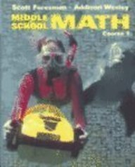 Middle School Math Course 1 (Scott Foresman-Addison Wesley) PDF