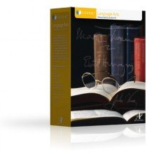 Lifepac Gold Language Arts Grade 5 Boxed Set by Alpha Omega Publications
