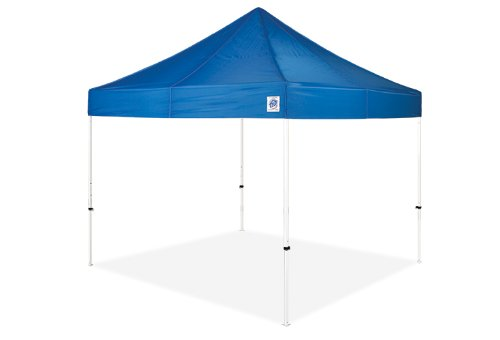 Vantage VG9104BL Recreational Instant Shelter by International E-Z UP, 10 by 10-Feet, Blue