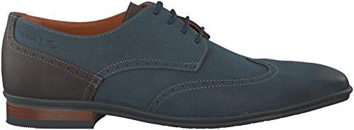 Blaue Van Lier Business Schuhe 4368