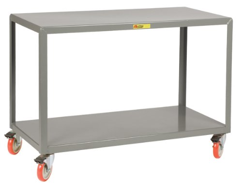 little-giant-ip-3060-2-tl-steel-mobile-tables-with-total-lock-casters-1000-capacity-60-length-x-30-w