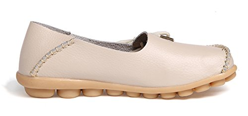 VenusCelia Women's Breathable Comfort Walking Office Flat Loafer