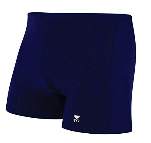 TYR Sport Men's Square Leg Short Swim - Swim Sportswear