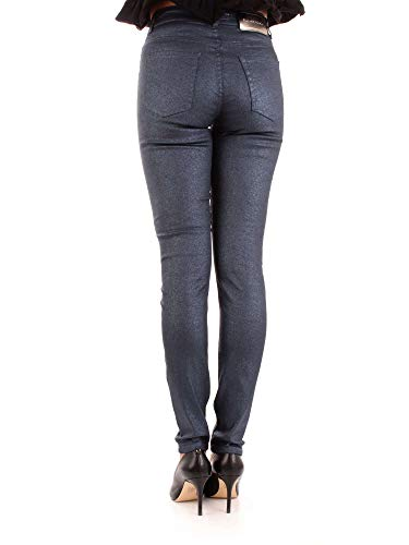 Blu Jeans Cotone Heach Donna Silvian Pga18290jedenim 6YgqxS