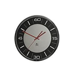 Modern Metal Wall Clock - Mirror Dial