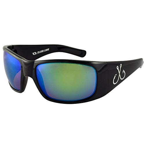 43b23a810ca Filthy Anglers Shawsheen Men s Sport Polarized Fishing Sunglass Wrap Around  Frame