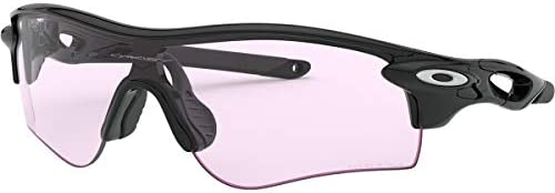 Oakley Men s OO9206 Radarlock Path Asian Fit Wrap Sunglasses