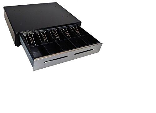 - Ms Cash Drawer Ep-125nk Usb Interface Black