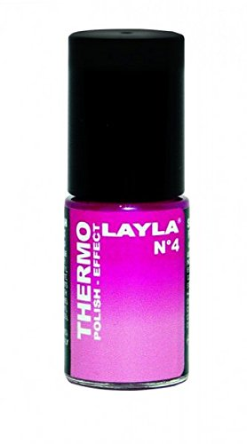 THERMO-NAGELLACK - LAYLA THERMO POLISH EFFECT - DARK TO LIGHT PINK