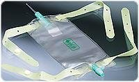 Bard Home Health Div 570015850 Bile Bag With T Tube Adapter, Belts,Bard Home Health Div - Each 1