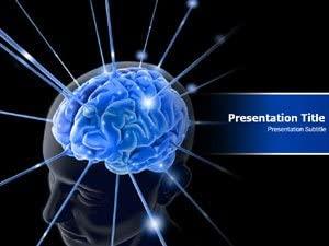 Amazon Com Animated Brain Powerpoint Template Brain