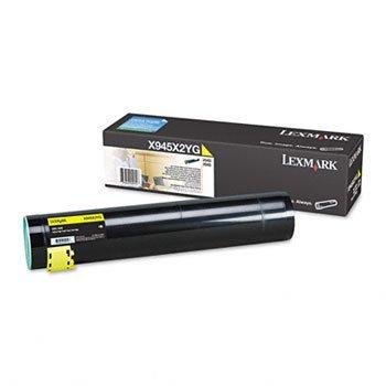 LEXX945X2YG - Lexmark X945X2YG High-Yield Toner (High Toner Yield X945x2yg)