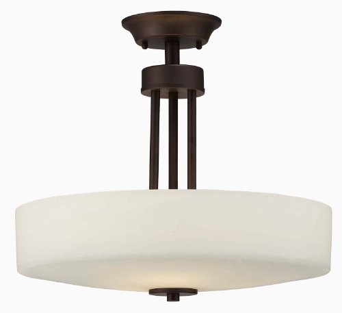 Canarm ICH431A04ORB Quincy 4-Light Chandelier, Oil Rubbed Bronze -  - kitchen-dining-room-decor, kitchen-dining-room, chandeliers-lighting - 31mSCN11TdL -