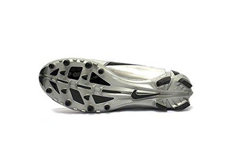 Nike Men's Synthetic-And-Leather Vapor Pro Low Td Sku Black/Metallic Silver/White bhwFTTbjk3