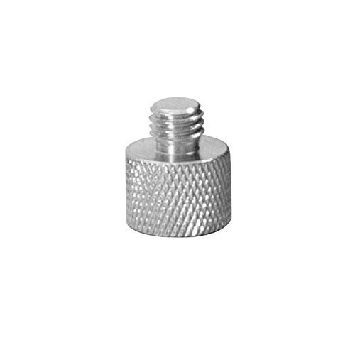 nch Male to 5/8-Inch Female Mic Screw Adapter (Mic Stand Adapter)