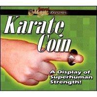 Karate Coin (U.S. Half Dollar) by Royal Magic