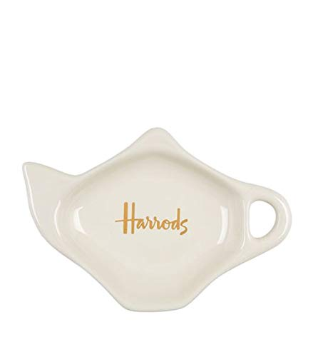 Harrods of London England Logo Tea Dish