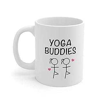 Amazon.com: Funny Yoga Gifts Yoga Buddies Kid Children ...